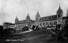 Santa Casa de São Paulo em 1905