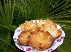 Puff pastry palmier - Palmeras de hojadre