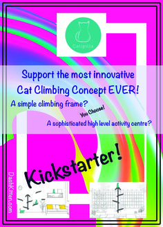 The most innovative and exciting design in cat entertainment is about to launch.  Take a closer look at the Catipilla concept and LOVE IT!!