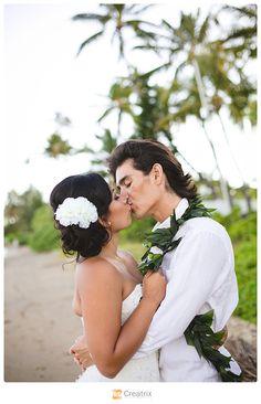 Creatrix Photography | Hawaii Wedding | Oahu Estate Wedding | www.creatrixphotography.com