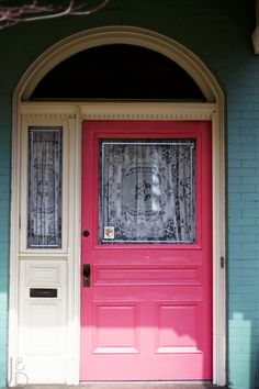 47 Best Colorful Front Doors Images In 2019 Entry Doors