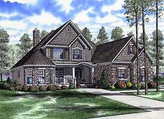 Plan W59730ND: Traditional, Craftsman House Plans & Home Designs