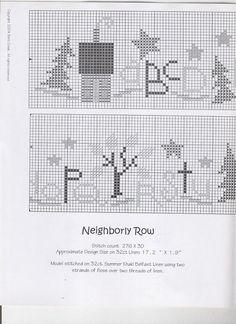 Neighborhood Row_2/3