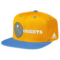 Denver Nuggets Snapback Hats Gold Light 9edd5efc3d3d