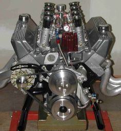 Wiki 1 427SO webers - Ford FE engine - Wikipedia, the free encyclopedia