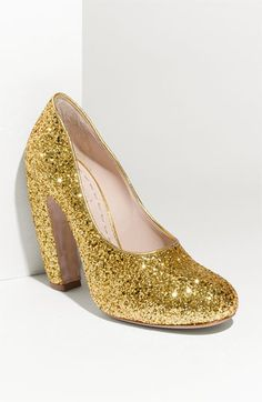 Let me tell you about my undying love for these Miu Miu Glitter Pumps that I will never ever own. It's my very own Tragic Love Story.