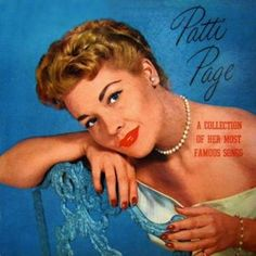 Patti Page Dies; Musical Icon was 85 - The Hollywood Gossip