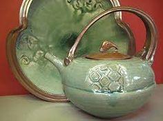 Ceramics artist Susan Greenleaf
