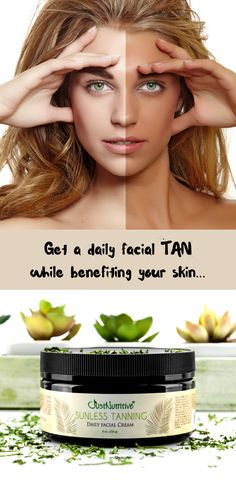 Get a healthy and beautiful deep dark tan without any chemicals...