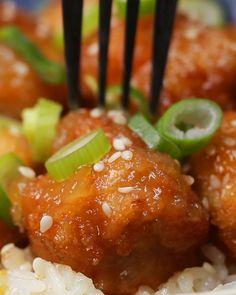 Homemade Chinese Takeaway: Orange Chicken