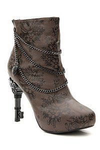 Cute steampunk shoes