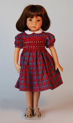 Dresses Designed by Rosemarie Ionker from Boneka, for Dianna Effner