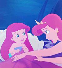 tumblr gif princesa ariel - Buscar con Google