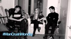 who are Nat & Alex Wolff's #ManCrushMonday 's? ♡