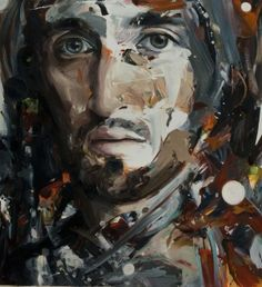 nice expressive protraits by Nick Lepard Modern Painting, Thomas Saliot, Ladies Who Lunch, Fine Art Auctions, Pin Art, Traditional Paintings, My Favorite Part, Gorgeous Men, Cool Art