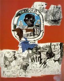 Jean-Michel Basquiat, Logo, 1984.