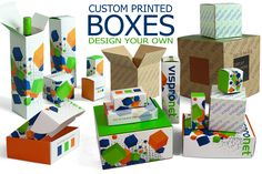 Design & print your own custom boxes for your business. Shipping boxes, mailers, cartons, & more. Design Online or Upload File. Custom Packaging Boxes, Bottle Packaging, Product Packaging, Custom Printed Boxes, Custom Boxes, Shipping Boxes, Shipping Wine, Your Design, Print Design