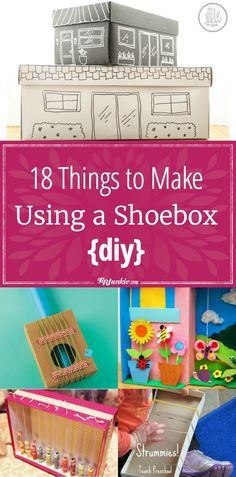 15 Best Shoebox DIY images in 2017 | Shoe box, Cartonnage, Covered boxes