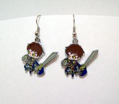 League of Legends earrings LOL video game by Eternalelfcreations, $8.00