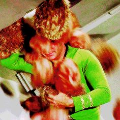 Sci-fi Gifs — Star Trek: The Trouble with Tribbles (1967)