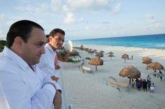 Enrique Peña Nieto: México mantiene tendencia positiva en materia de turismo