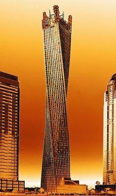 Golden tower | Dubai
