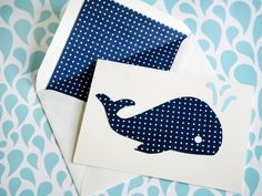 Totally Nautical Kids' Birthday Party, the homemade invite doubles as a cute framed print.