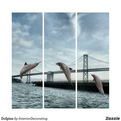 Liven up the walls of your home or office with Fish wall art from Zazzle. Check out our great posters, wall decals, photo prints, & wood wall art. Fish Wall Art, Fish Art, Triptych Wall Art, Wood Wall Art, Illusions, Wall Decals, Interior Decorating, Prints, Animals