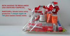 PARTICIPA y llévate esta fantástica cesta de navidad.