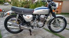 Minha Joia CB 750 K. 1975