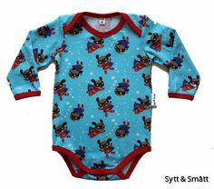 Sytt & Smått barnkläder och lapptäcken