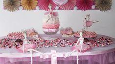 VLOG - Festa Tema Bailarina - Detalhes - Decoração Pink Wall Art, Pink Walls, Birthday Parties, Baby Shower, Table Decorations, Vlog, Cake, Party Ideas, Tutorials