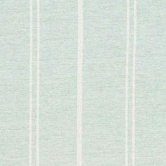 Vintage Stripe - Duck Egg/Ivory - Double Width - 202