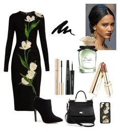 """K.Paleeva"" by paleeva on Polyvore featuring мода и Dolce&Gabbana"