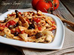 Gli straccetti saporiti di petto di pollo sono una ricetta davvero saporita, adatta anche ai meno esperti, ma molto molto appetitosa! Da provare!