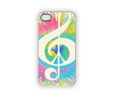 iPhone Case 5 4S/4 Tie Dye