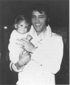 Fatherhood, one of Elvis' greatest joys