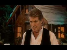 David Hasselhoff - The Christmas Song 2010 Chestnuts roasting on an open fire, Jack Frost nipping at your nose, Yuletide carols being sung by a choir, And fo. Jack Frost, Choir, Singing, David, Songs, Christmas, Xmas, Greek Chorus, Choirs