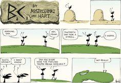 ❤ =^..^= ❤   B.C. Comic Strip on GoComics.com