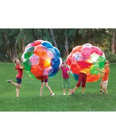 HearthSong LED Great Big Outdoor Play Ball   zulily