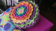 Almohadon de colores
