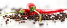 Fototapeta Red chilli pepper