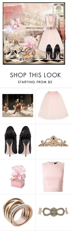 """""""Black & ..........?"""" by tessbuckler ❤ liked on Polyvore featuring Prada, National Geographic Home, Ballet Beautiful, Miu Miu, Simone Rocha, Michael Kors, Miss Selfridge and Forever 21"""