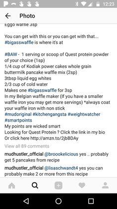 3 pt waffle (Mudhustler)