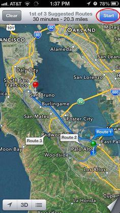 How to Use Apple Maps -- via wikiHow.com