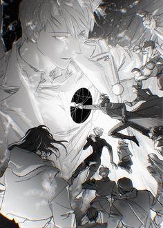Manhwa, Animes Emo, Korean Art, Anime Angel, Cute Cartoon Wallpapers, Fantastic Art, Light Novel, Pretty Art, Webtoon