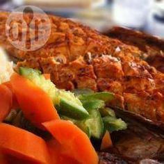 Foto de la receta: Huachinango zarandeado