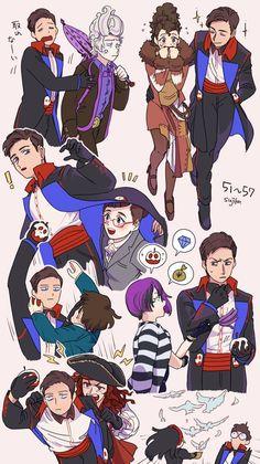 Disney Pixar, Disney Villains Art, Disney Fan Art, Disney And Dreamworks, Disney Cartoons, Disney Gender Swap, Disney Gender Bender, Disney Dream, Cute Disney