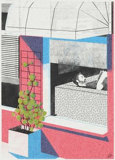 Ilustration by Leonie Bos