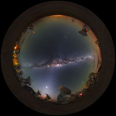Milky Way at Chajnantor ♥ our SPECTACULAR universe